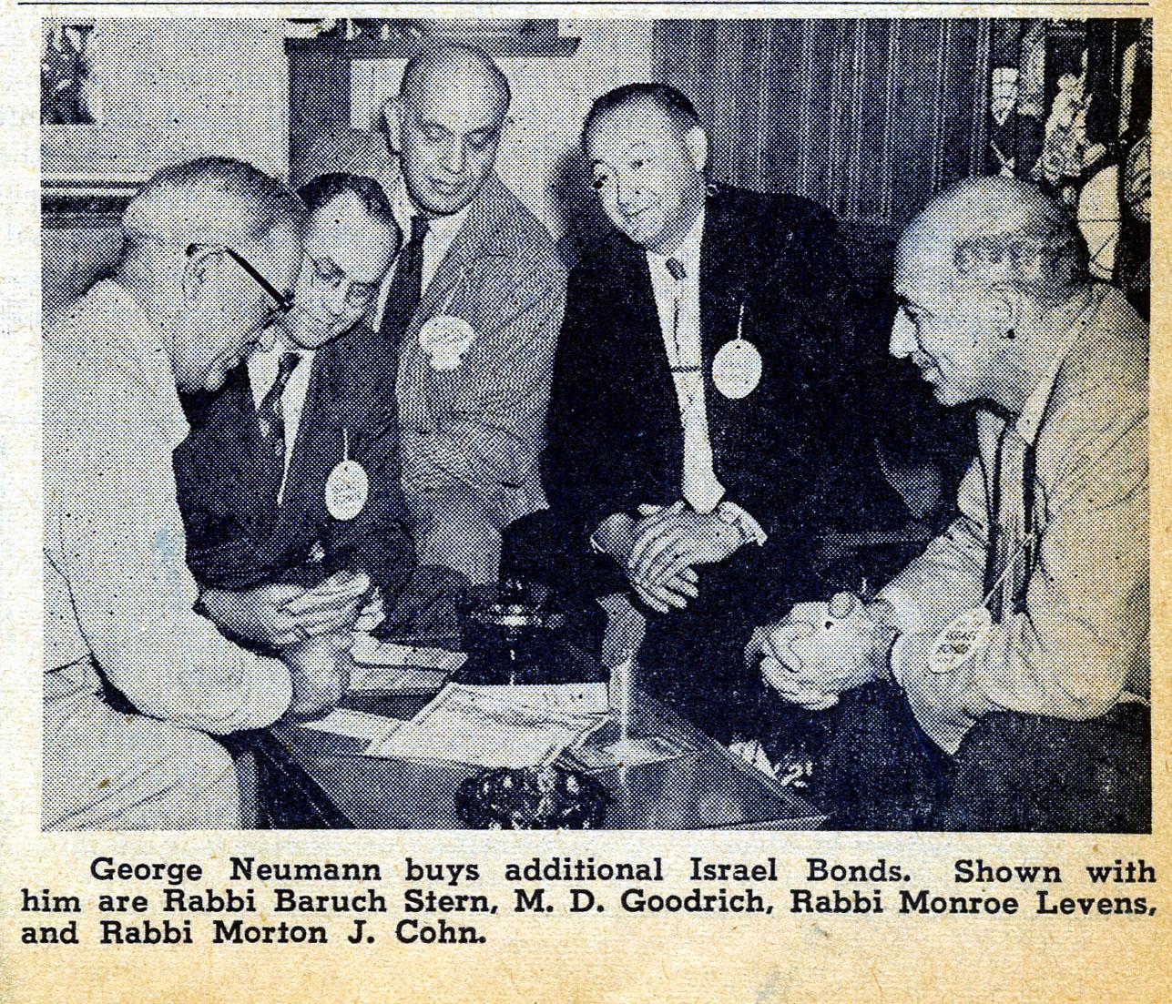 November 9, 1951—Photo and
